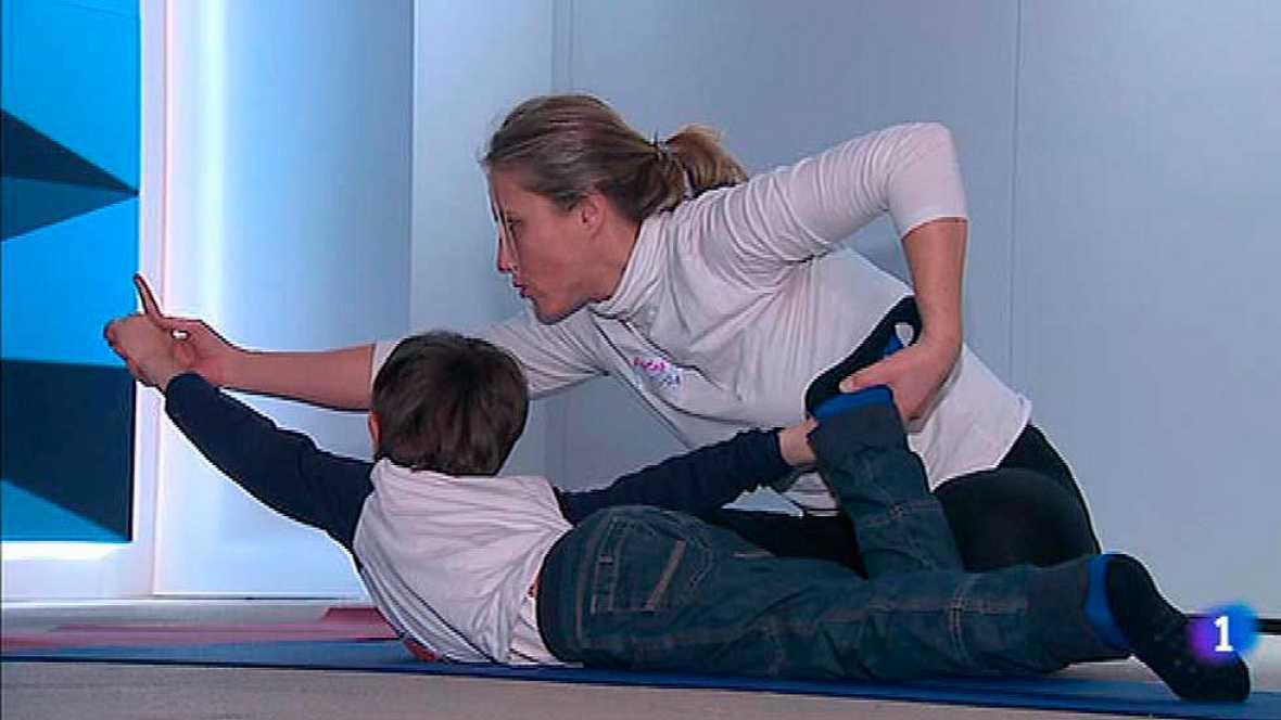 El yoga,  una ayuda para niños con discapacidad funcional