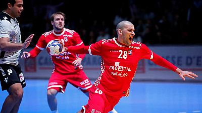 Balonmano - Campeonato del Mundo Masculino 1/8 Final: Croacia-Egipto - ver ahora