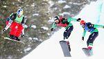 Snowboard Cross - Copa del Mundo Finales por Equipos desde Solitude (EEUU)