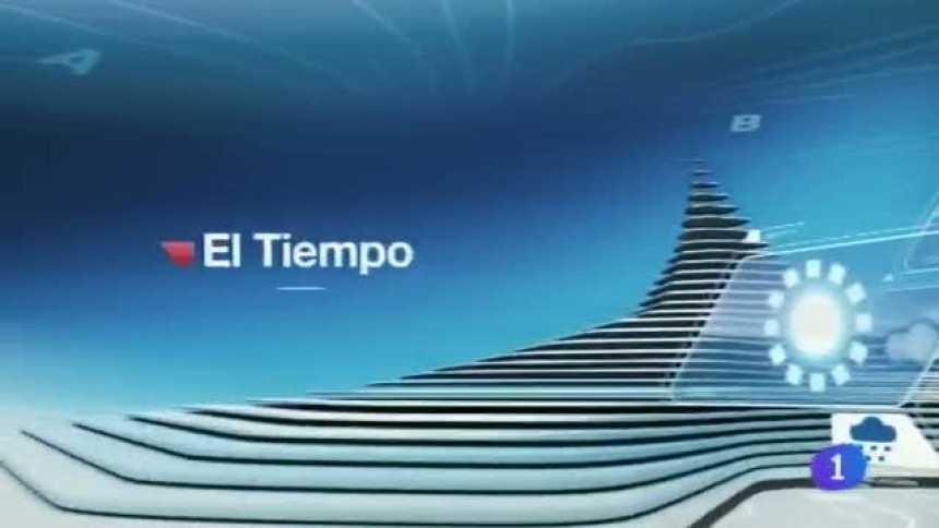 El Tiempo en Castilla-La Mancha - 23/01/17