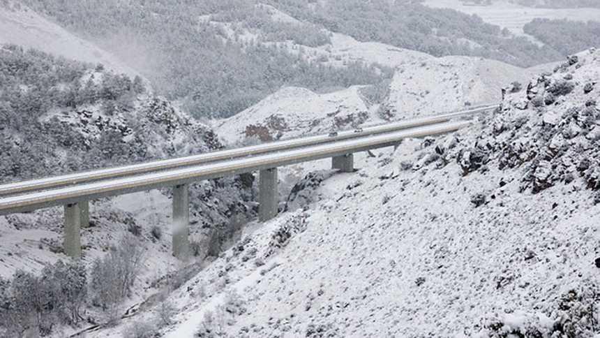Aemet prevé para mañana mucho frío en Castilla y León, Aragón y Pirineos