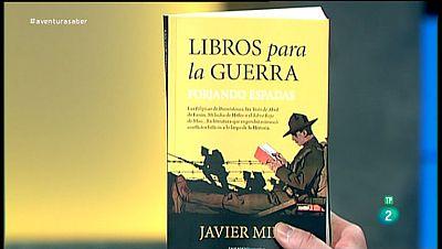 La Aventura del Saber. Sección 'Libros recomendados'.  'Libros para la guerra, forjando espadas'