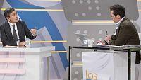 Los desayunos de TVE - Pedro Saura, diputado del PSOE - ver ahora