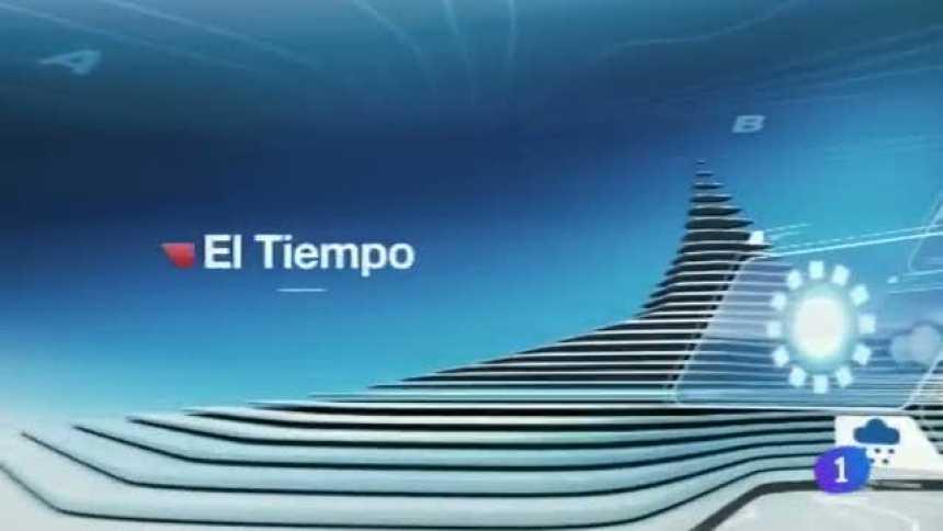 El Tiempo en Castilla-La Mancha - 24/01/17