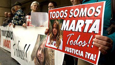 Se cumplen ocho años del asesinato y desaparición de Marta del Castillo