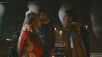 Reinas - El temido encuentro entre María Estuardo, reina de Escocia, e Isabel I, reina de Inglaterra