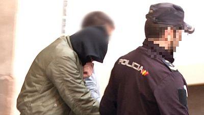 Siete jóvenes detenidos por la brutal agresión de una joven en Murcia