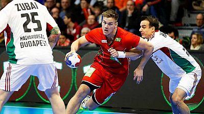 Balonmano - Campeonato del Mundo Masculino 1/4 Final: Noruega - Hungría - ver ahora