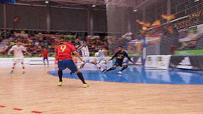 Fútbol Sala - Amistoso Selección Española: España - Montenegro - ver ahora