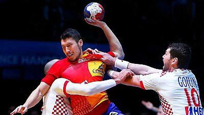 Balonmano - Campeonato del Mundo Masculino 1/4 Final: España - Croacia - ver ahora