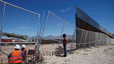 Donald Trump firmará el decreto para la construcción del muro con México