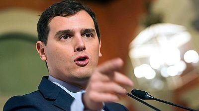 Albert Rivera tendrá dos rivales críticos con la dirección para presidir Ciudadanos