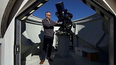 Científicos del CSIC han analizado los asteroides cercanos a la Tierra