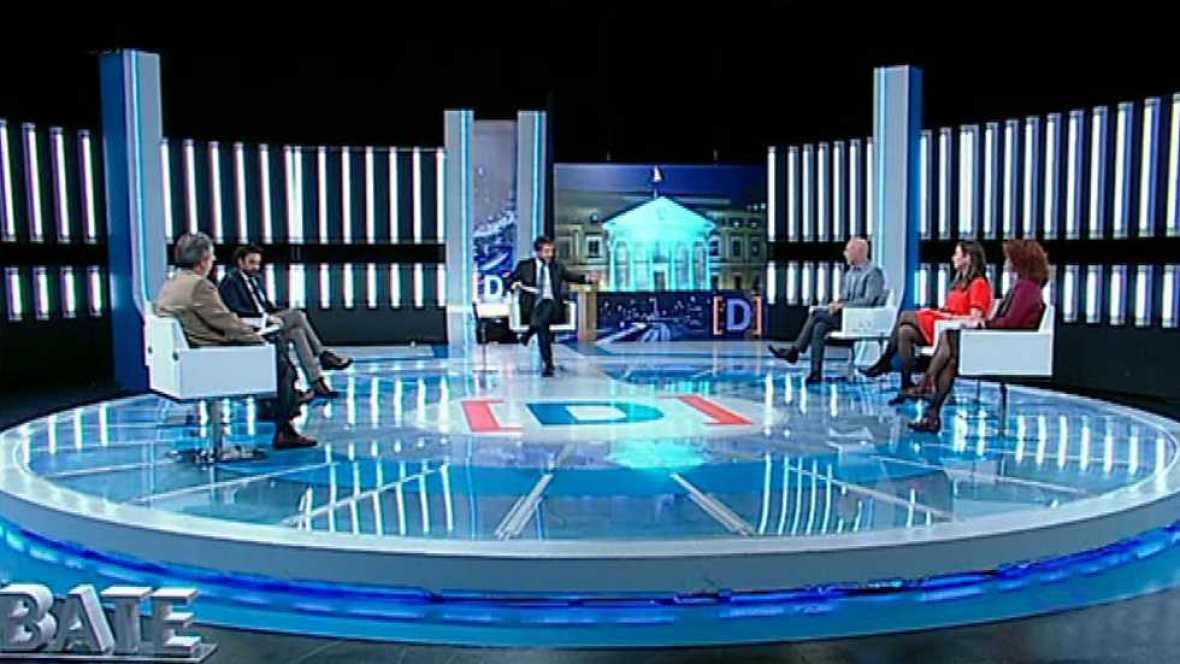 El debate de La 1 - 25/01/17 - ver ahora