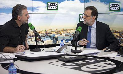 """Rajoy asegura que si se mantiene la política económica """"de los últimos años"""", llegaremos a los """"20 millones de personas trabajando"""""""