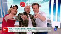 """La mañana - Kiko Rivera presenta su nuevo single """"Sano juicio"""" en 'La Mañana'"""