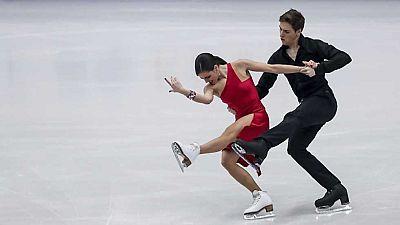 Patinaje Artístico - Campeonato de Europa. Programa Corto Danza, desde Ostrava - ver ahora