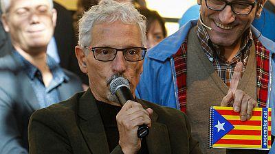 El senador de ERC Santi Vidal asegura que la Generalitat tiene los datos fiscales de todos los catalanes