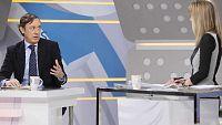 Los desayunos de TVE - Rafael Hernando, portavoz del PP en el Congreso - ver ahora