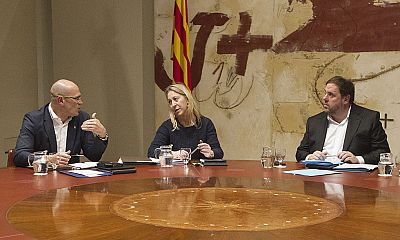 El Gobierno catalán desmiente las afirmaciones de Santi Vidal