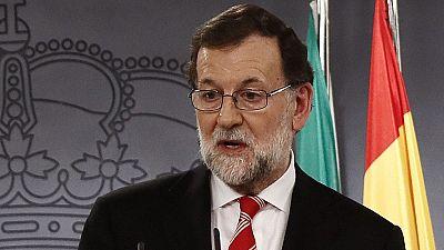 Rajoy confía en presentar los Presupuestos a finales de marzo