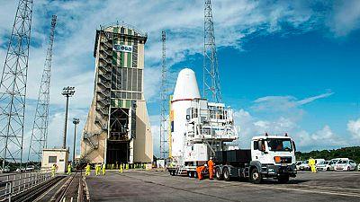 Hispasat lanza el 36W-1, el primer satélite de comunicaciones de la plataforma SmallGeo de la ESA