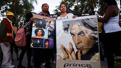 Prince fue el artista que más discos vendió en 2016