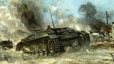 Documaster - Apocalipsis, la 2ª Guerra Mundial: El cerco - ver ahora