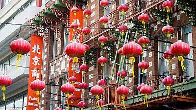 Usera, el barrio al que muchos llaman Chinatown