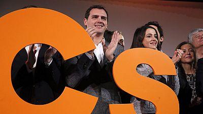 Ciudadanos ha presentado a su nueva Ejecutiva