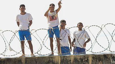 El sistema penitenciario en Brasil está en apuros