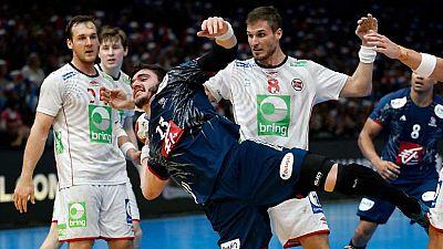 Balonmano - Campeonato del Mundo Masculino - Final Francia - Noruega
