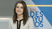 Los desayunos de TVE - Inés Arrimadas, líder de Ciudadanos en Cataluña - ver ahora