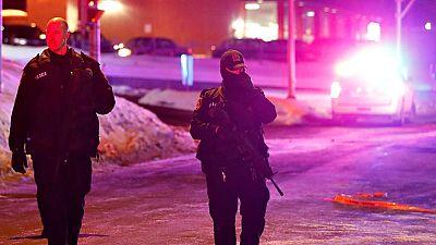 Un atentado contra una mezquita de Quebec deja seis muertos y ocho heridos