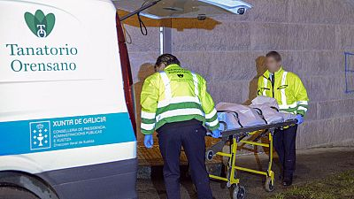 Una mujer ha sido asesinada presuntamente por su marido en O Carballiño