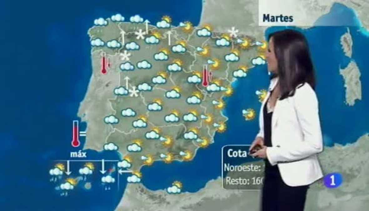 El tiempo en Aragón - 31/01/2017