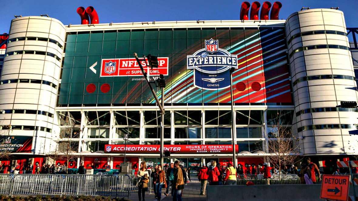 En Estados Unidos ha empezado el mayor espectáculo del deporte americano, la superbowl, que enfrentará a los New England Patriots y los Atlanta Falcons.