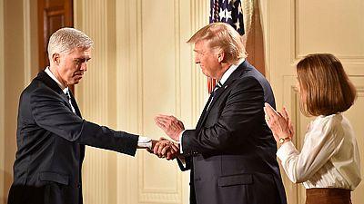 Trump propone al conservador Neil Gorsuch para el puesto de juez vacante en el Tribunal Supremo