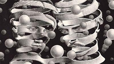 Madrid abrirá mañana la exposición sobre Maurits Escher