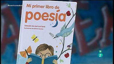 La Aventura del Saber. Sección 'Libros recomendados'. José Luis Ferris.  'Mi primer libro de poesía'