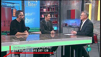 La Aventura del Saber. Taller de convivencia. Alfredo García Gárate y Guillermo Blázquez. Cómo afrontar la adversidad