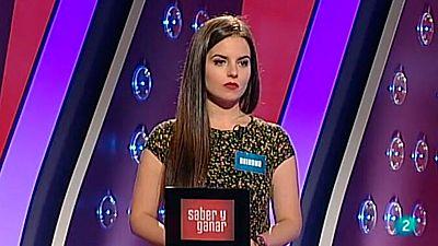 """Saber y ganar - Homenaje de los concursantes a """"Saber y ganar"""""""