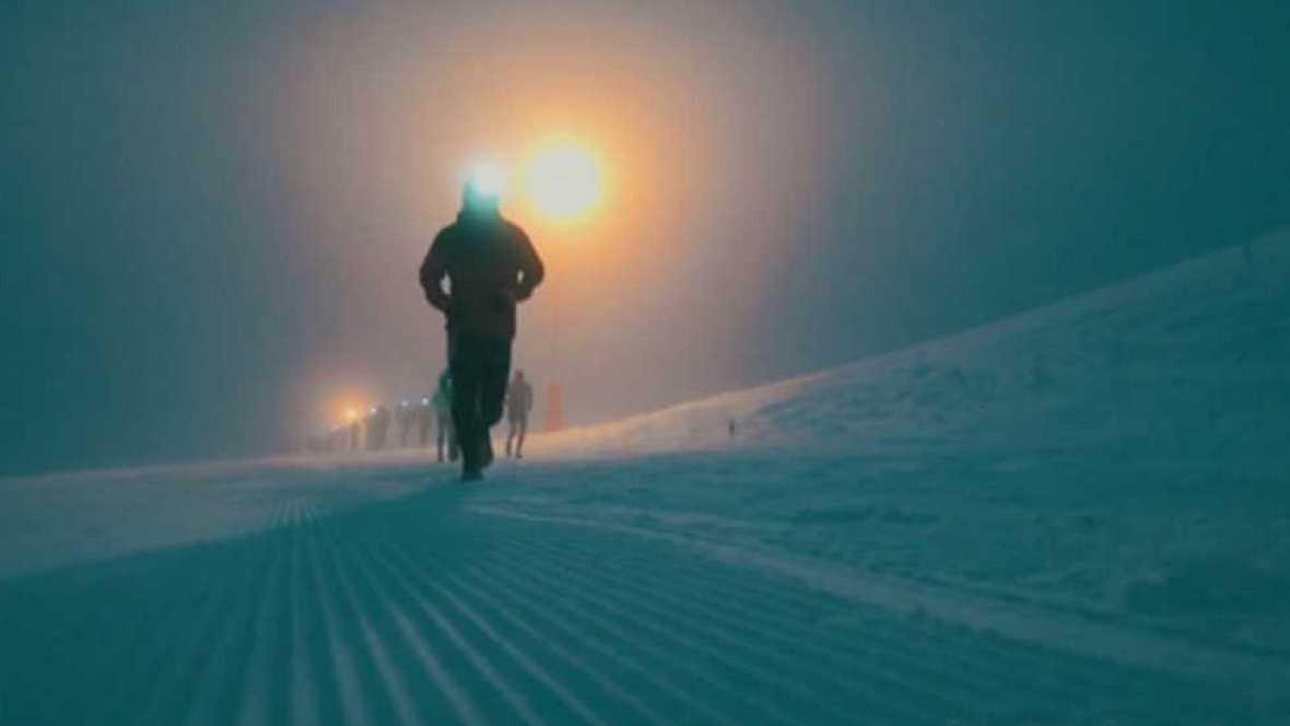 Snow Running 2017 - Campeonato de España - ver ahora