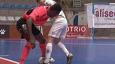 Fútbol Sala - Liga Nacional 18ª jornada: Santiago Futsal-Pescados Rubén Burela - ver ahora