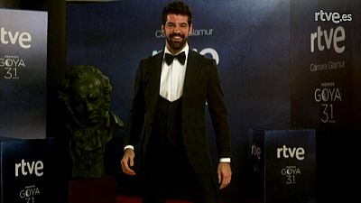 Goyas Golfos 2017 - Miguel Ángel Muñoz en la Cámara Glamur