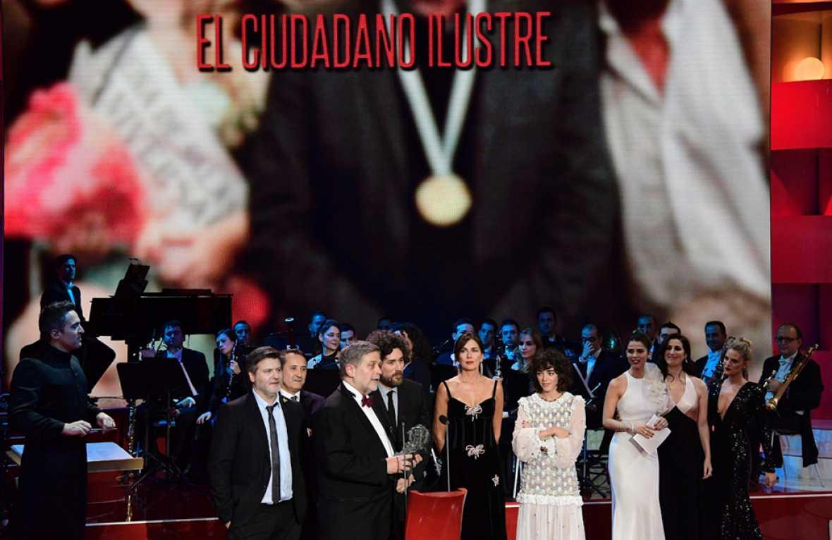 La argentina 'El ciudadano ilustre', Goya a la mejor película iberiamericana