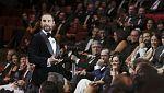 Dani Rovira repasa alguno de los mejores 'tuits' sobre los Premios Goya 2017