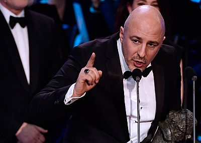 Roberto Álamo, Goya al mejor actor protagonista por 'Que Dios nos perdone'