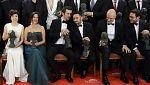 Las reacciones de los ganadores de los Premios Goya