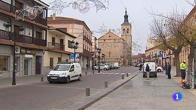 Un hombre mata presuntamente a su mujer delante de su hija de cinco años en Mora, Toledo